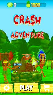 Crazy Crash Fiver Adventure - náhled