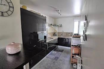 Appartement 4 pièces 74,58 m2