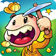 Gold Mine Idle Clicker: Build Craft Manage Tycoon