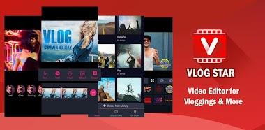 Vlog Star 5.2.0 VIP - Trình Chỉnh Sửa Video Mod APK