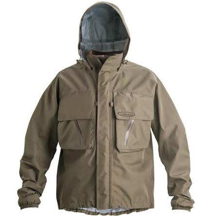 Vision Kura Jacket - Light Brown, Medium