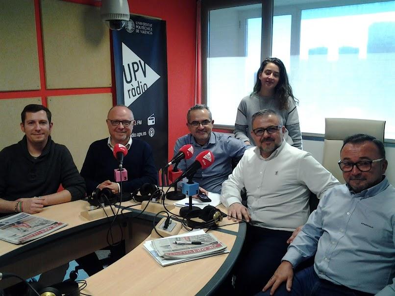 Hablemos de Fallas en UPV-RADIO. Programa nº 74. Informe d´anàlisi de les Falles de la Ciutat de València des d´una perpestiva de gènere