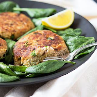 Salmon Patties.