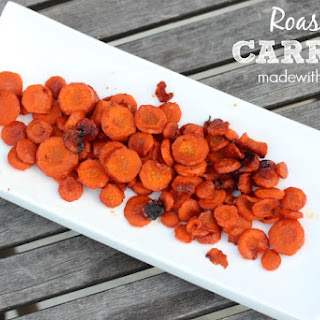 Asian Style Roasted Carrots