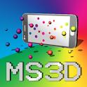 MS3D icon