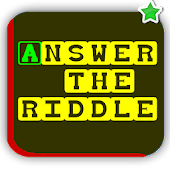 Answer the Riddle