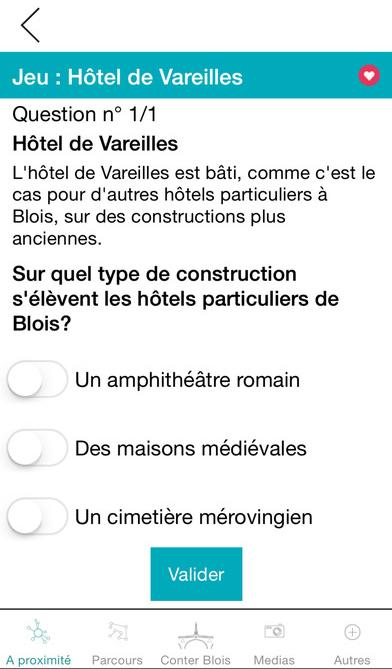 Visit' Blois- screenshot