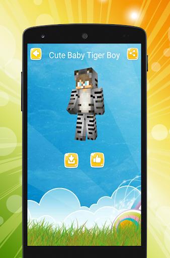 Baby Skins for Minecraft PE 2.0.1 screenshots 9
