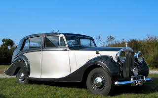 Rolls-Royce Silver Wraith Rent Midtjylland