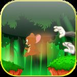 Chasing Jery: Escape jungle Game Icon