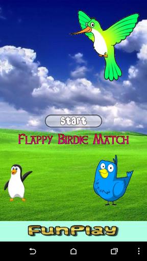 Bird Matching Games For Kids