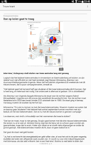 Trouw digitale krant screenshot 8