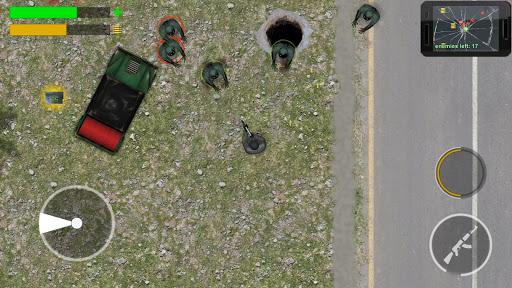 MAD Race Zombie Shooter screenshots 7