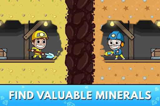 Idle Miner Tycoon - Mine Manager Simulator 2.91.1 screenshots 3
