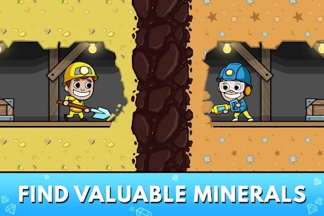Idle Miner Tycoon MOD APK (Unlimited Everything) 3