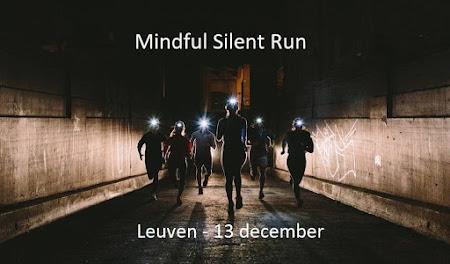 Mindful silentRun Leuven