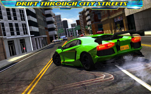 City Drift Racer 2016 screenshot 6
