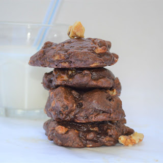 Zero Sugar Added Chocolate Cookie (No stevia, no honey – just banana sweetened).