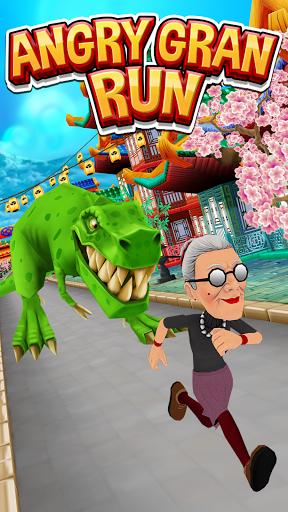 Angry Gran Run - Running Game 2.12.2 screenshots 1