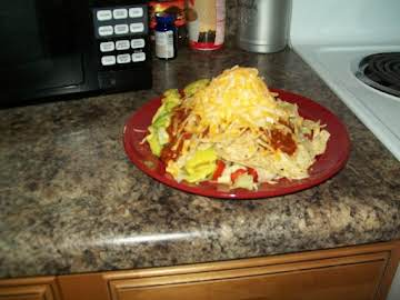 [Better Than] Wendy,s Taco Salad