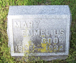 Photo: Cook, Mary (Emmelius)