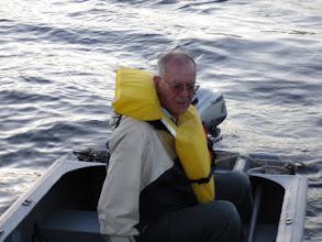Photo: New dinghy, closeup