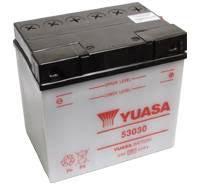 YUASA MC batteri 30Ah lxbxh=186x130x171mm