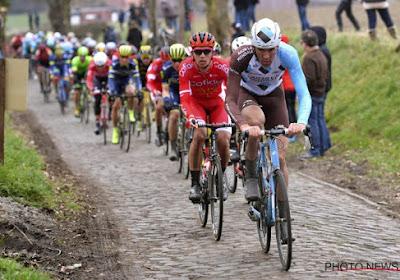 """Belg van AG2R-La Mondiale werd al eens 4e, maar... """"Natuurlijk is het mijn droom om de Ronde van Vlaanderen te winnen"""""""