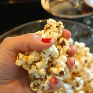 Insanely Addictive Kettle Corn Popcorn
