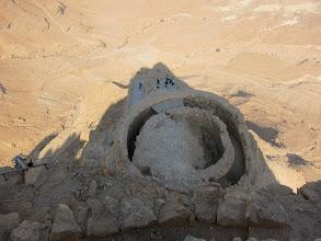 Photo: Herod's cliffside palace