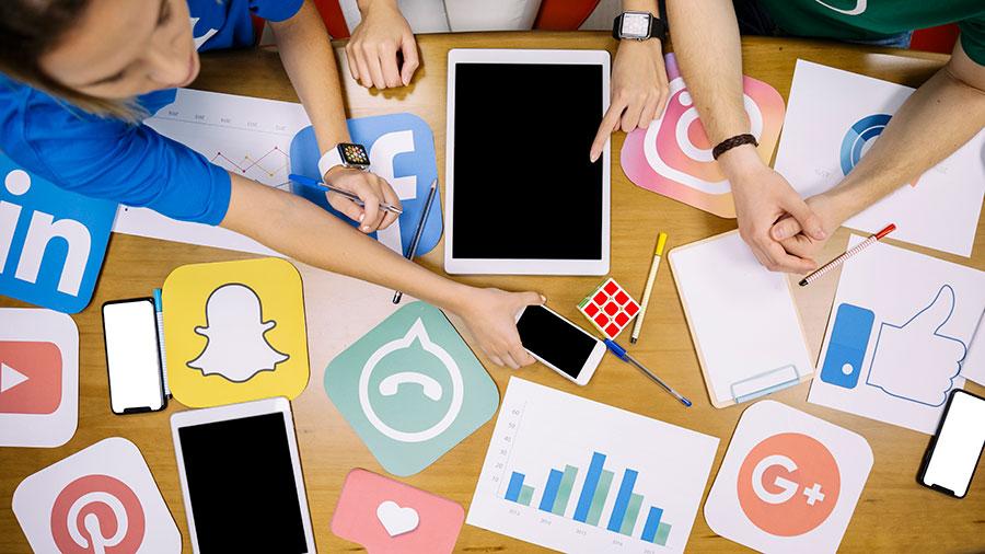 Sử dụng mạng xã hội hiệu quả trong việc xây dựng thương hiệu