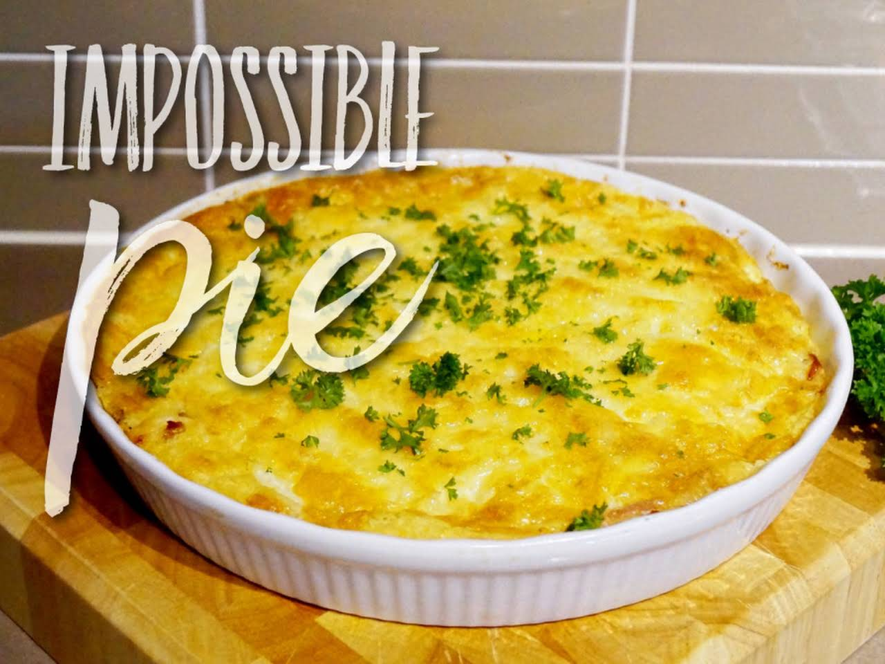 Impossible Pie Recipes Without Bisquick