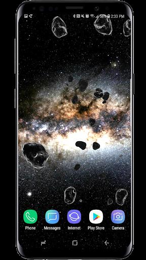 Space Particles 3D Live Wallpaper  screenshots 20