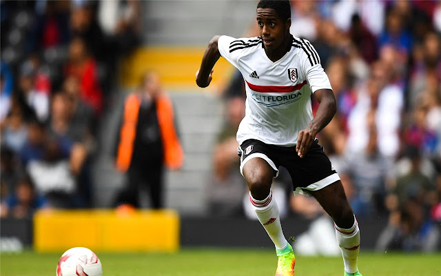 Ryan Sessegnon Themes & New Tab