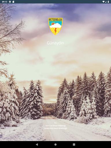 Meteoroloji Hava Durumu 6.1.8 Screenshots 9