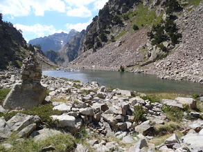 Photo: Ivó d'Arriel Baxo (1er estany)