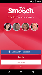 smooch dating app for android Was good until got server error and now can no longer get on and got friends on there thanks here we provide smooch dating v 10 for android 40++ with over 10 years experience of providing a first class online dating.