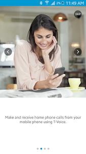 Telstra T-Voice screenshot 0