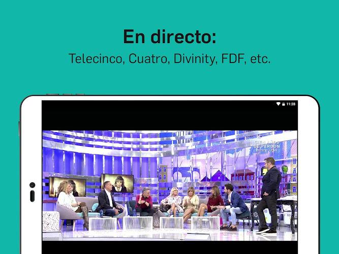 Mitele - Mediaset Spain VOD TV on Google Play Reviews | Stats