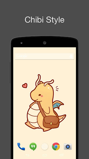 cute poke wallpapers for android