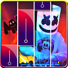 Dj Marshmello Piano icon