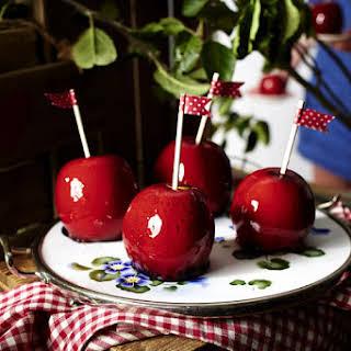 Love Toffee Apples.