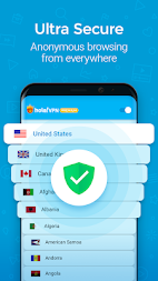 Hola VPN Proxy Plus APK screenshot thumbnail 3