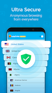 Hola VPN Proxy Plus Premium (Cracked) 3