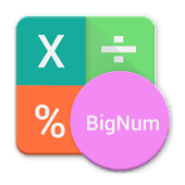 Big Number Calculator (Free)