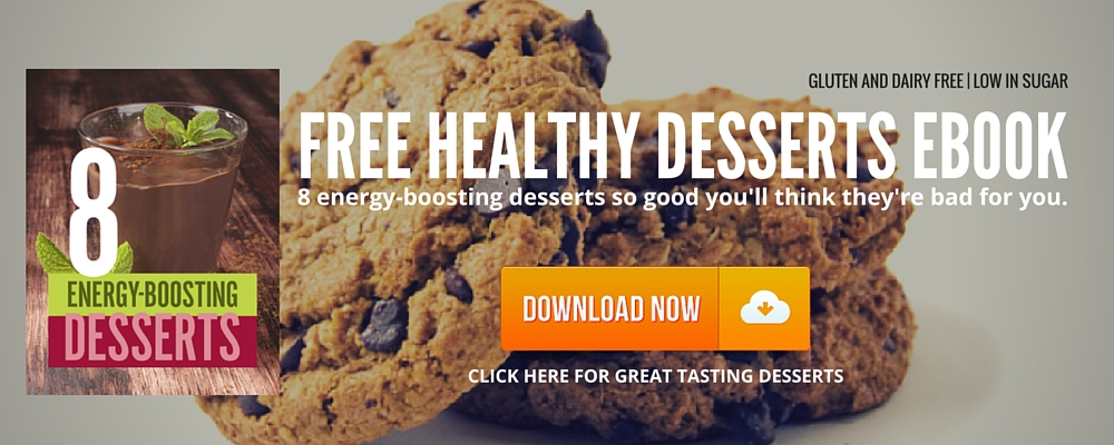Click here to get 8 FREE energy-boosting desserts that are actually good for you
