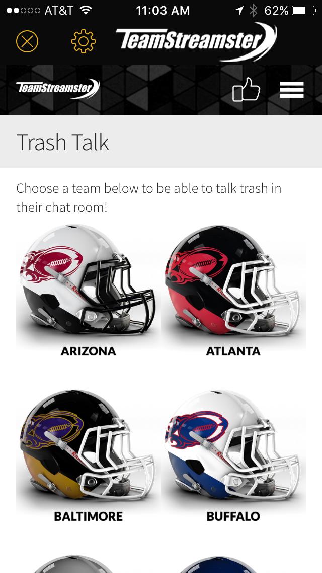 Скриншот Pittsburgh Football 2017-18