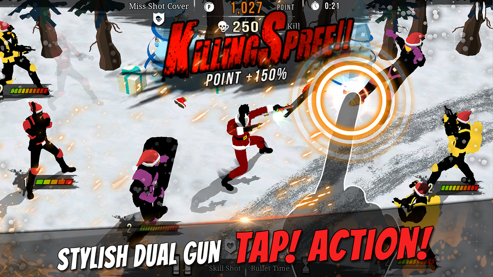 GunStrider: Tap Strike- screenshot