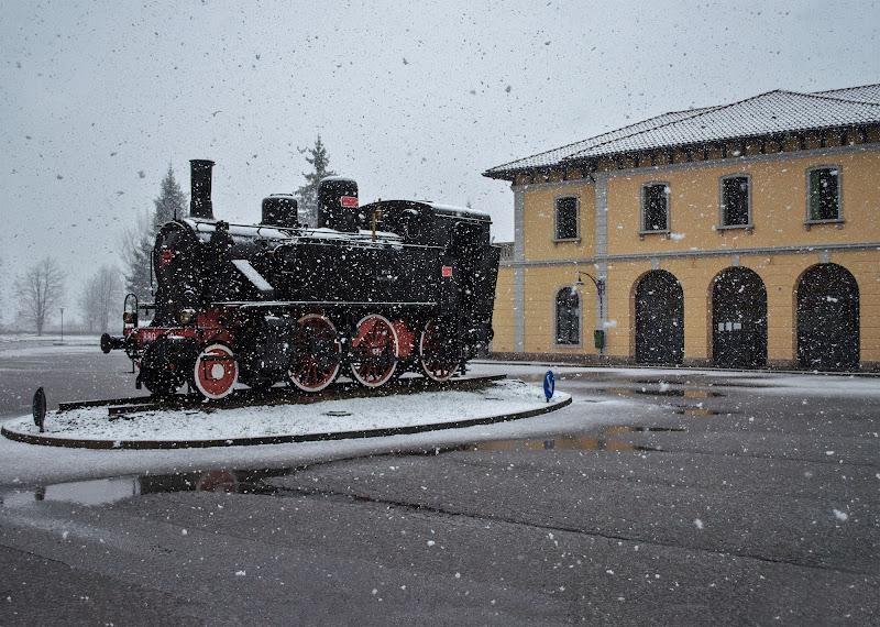 Ex Stazione di Moreno re