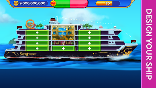 Slots Journey - Cruise & Casino 777 Vegas Games modavailable screenshots 2
